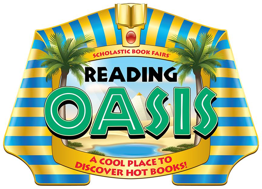 Reading Oasis Logo