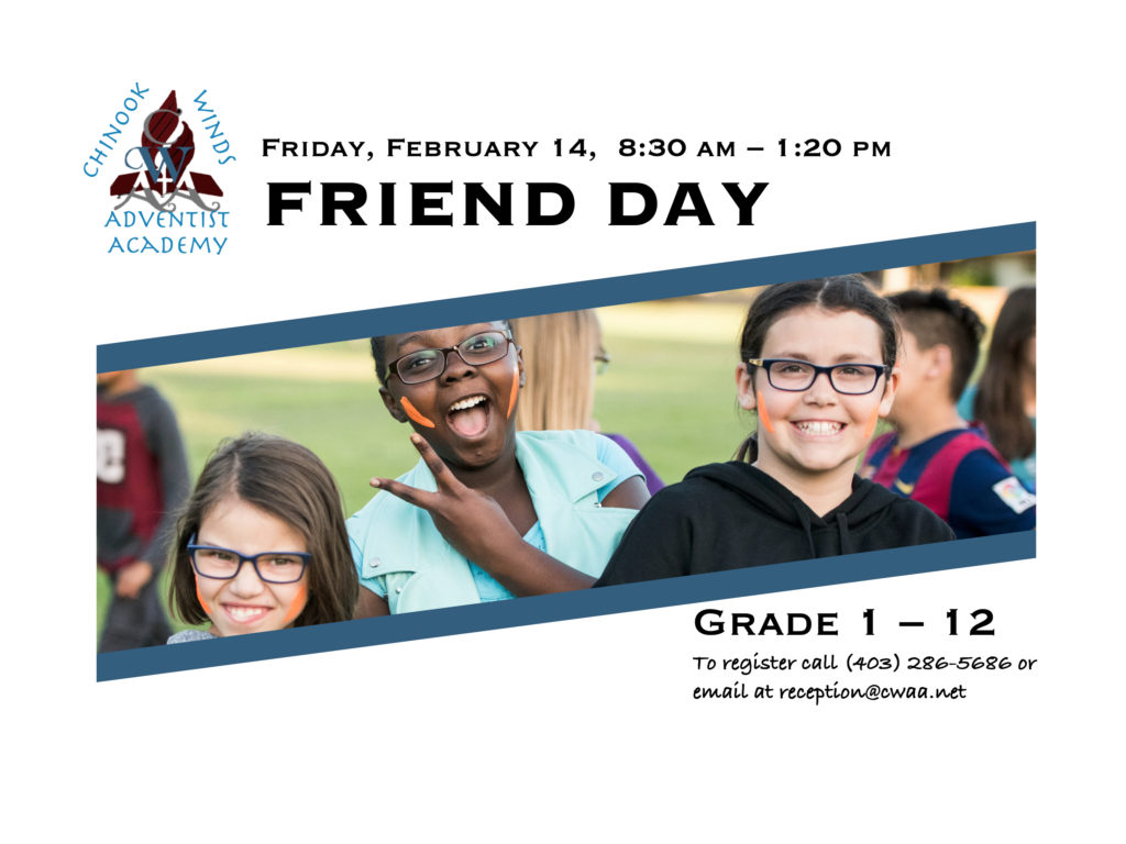 CWAA Friend Day 2020